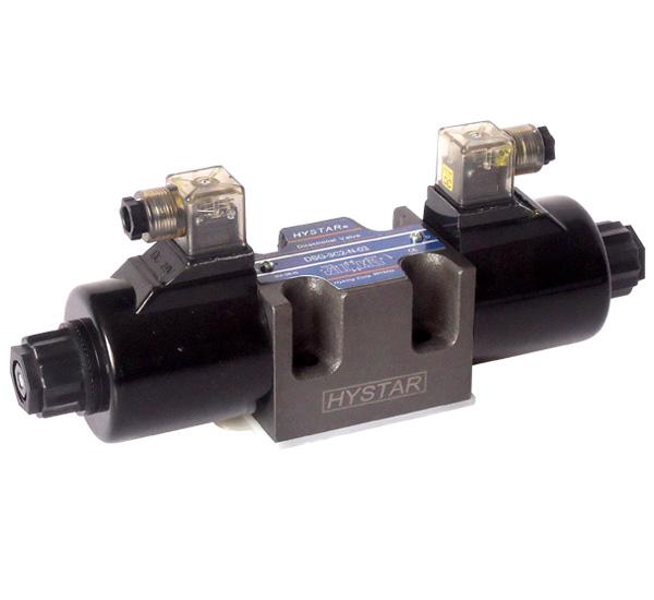 Electroválvulas Direccionales Modulares Doble Bobina | Modelos:DSG-03 | TN 10 | DOBLE BOBINA