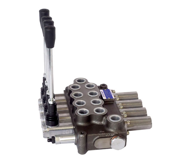 Monoblock de válvulas de control Direccional | Código: HK-D10