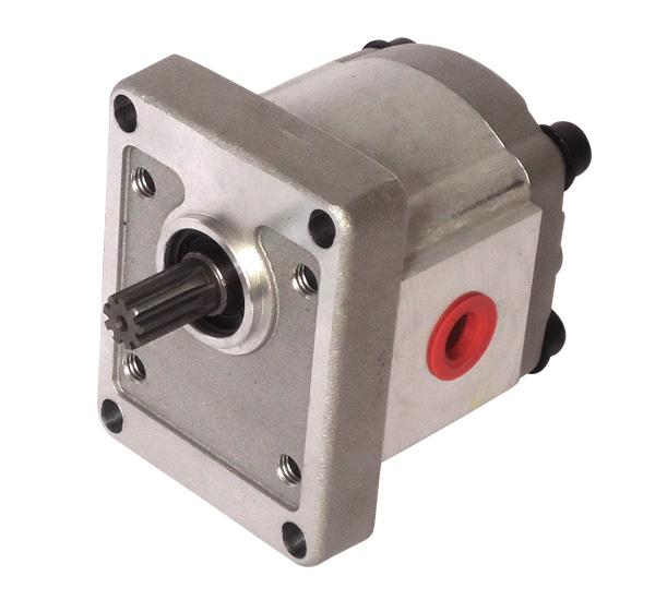 Motor de engranajes exteriores HGP-3A Código: HGP