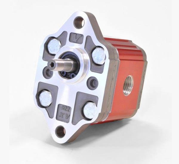 Motor de Engranajes XU | XU001 - MOTOR STANDARD - BRIDA ø22 - EJE PARALELO