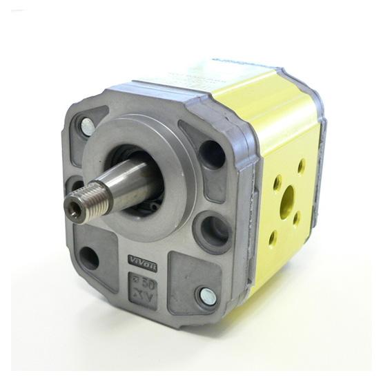 Motor de Engranajes XU-2 | XU210 - MOTOR 'BH' TIPO - BRIDA ø50 - EJE CÓNICO