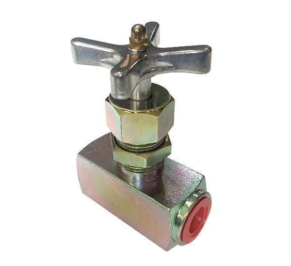 Válvula de pase para Manómetro